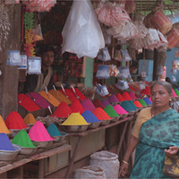 Mysore city market