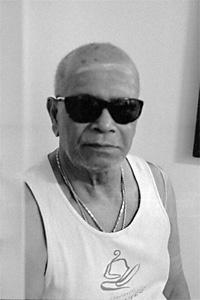 Pattabhi Jois (click to see larger version)